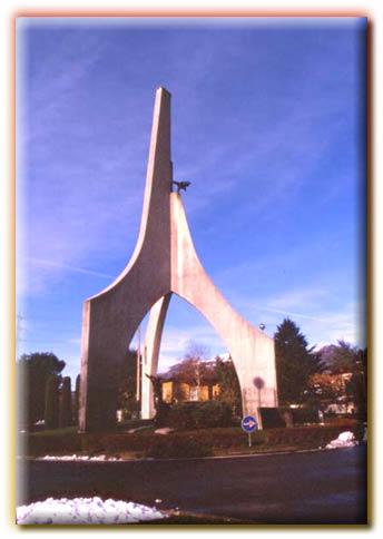 Monumento - Foto panoramiche del Comune di Almè provincia di Bergamo